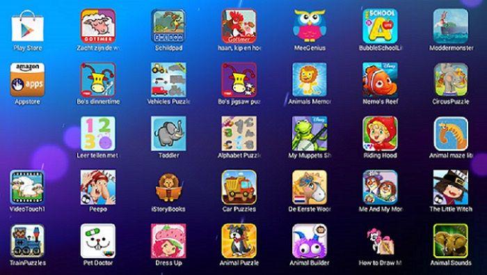 5 leukste apps voor kinderen in de auto