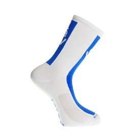 Socks long Cabrera white/blue