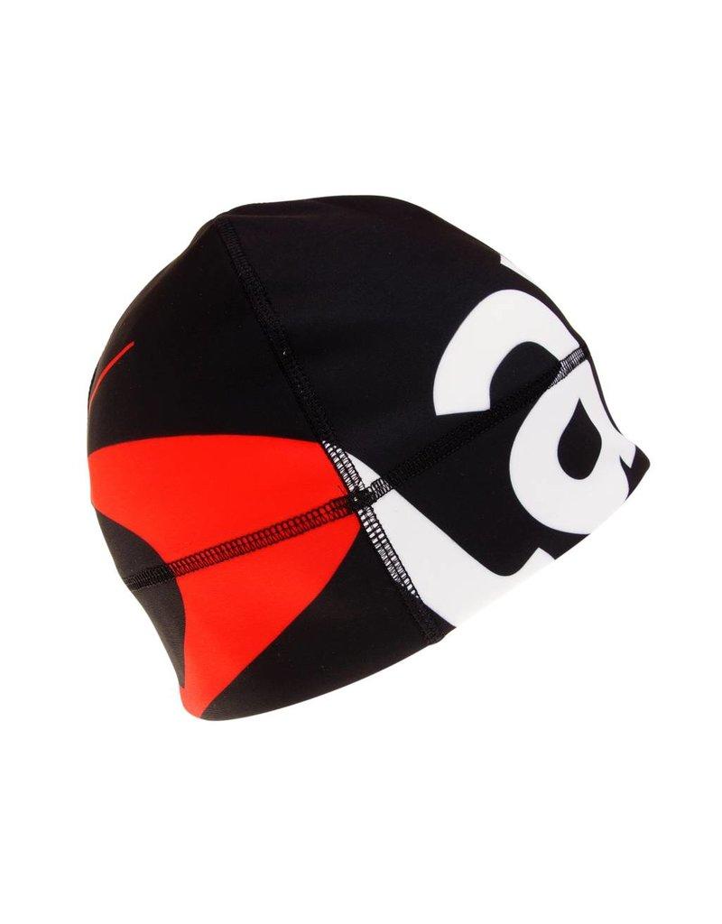Lawi muts zwart-wit-rood