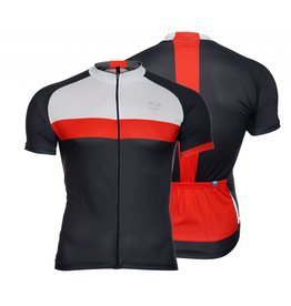 Men jersey tint-in red
