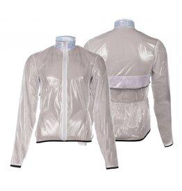 Rain jacket (see trough)