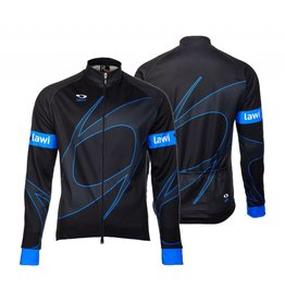 Men cycling jacket original blue