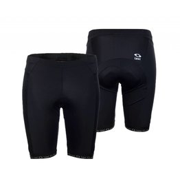 Woman trousers black without braces