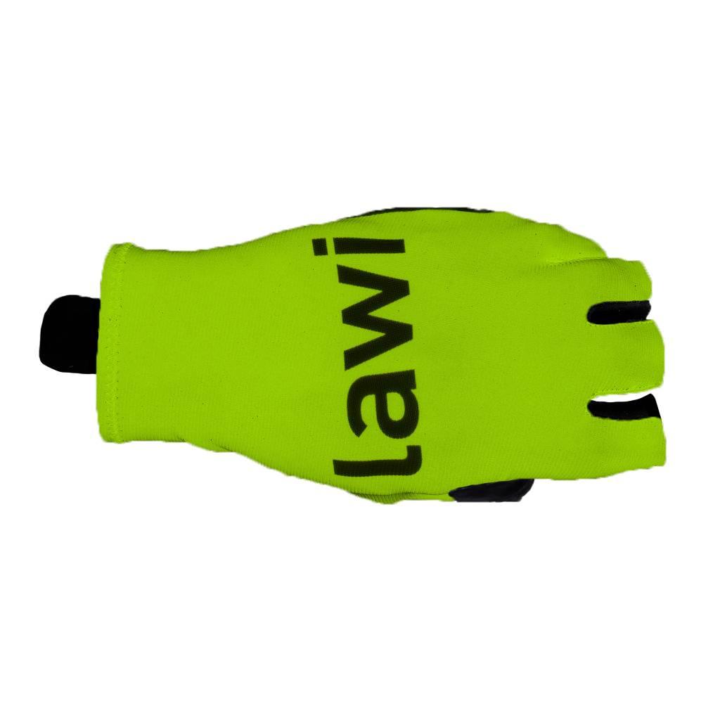 Cycling gloves aero Green