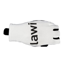 Cycling gloves aero white