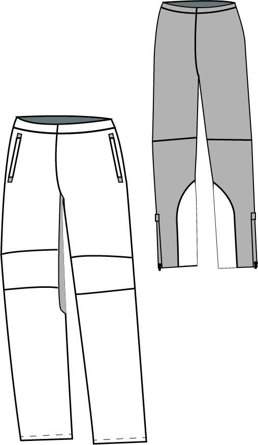 12010 training pants Active