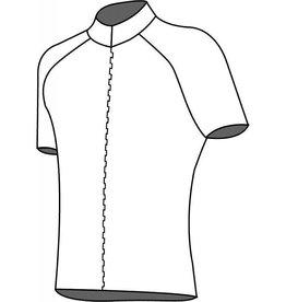 10009 Fietsshirt Ventola luchtig shirt, aero mouw
