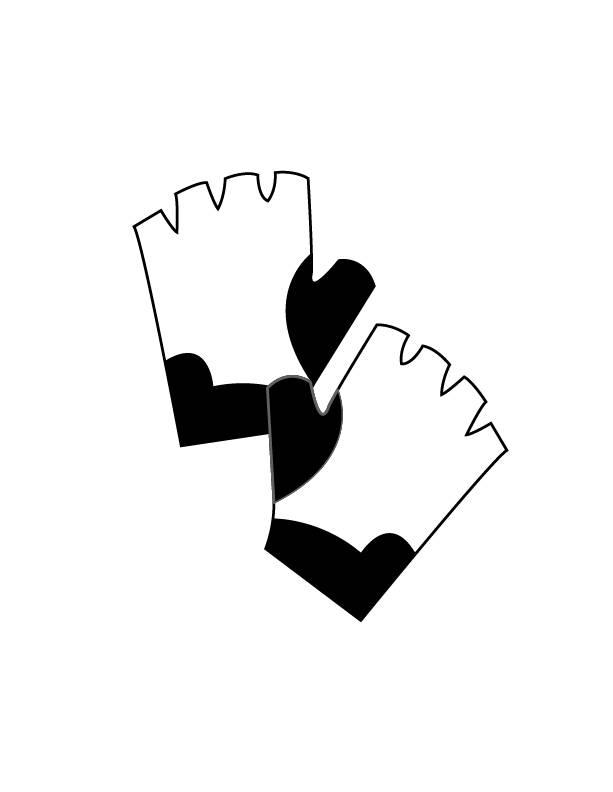 20012 Aero handschoenen eigen design
