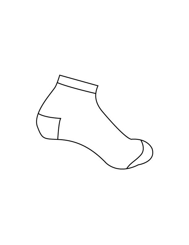 20014 Sokken kort eigen design