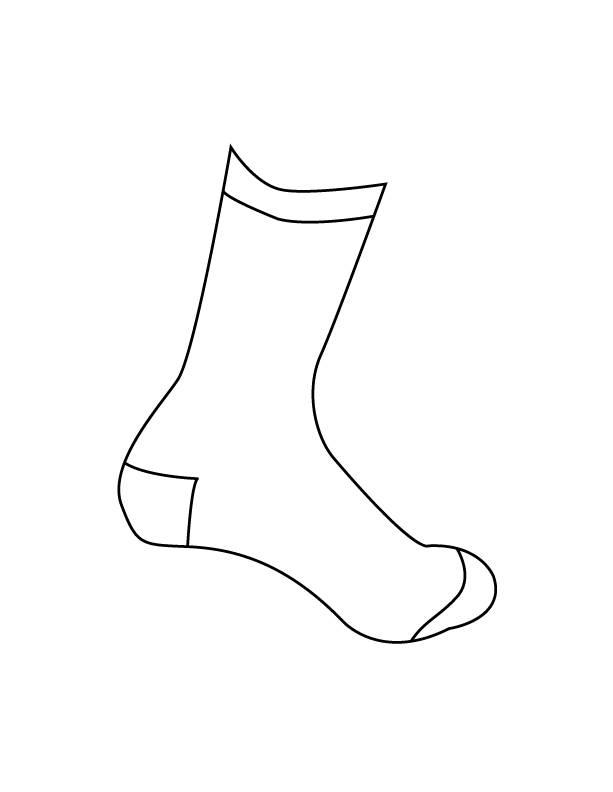 20015 Sokken lang eigen design