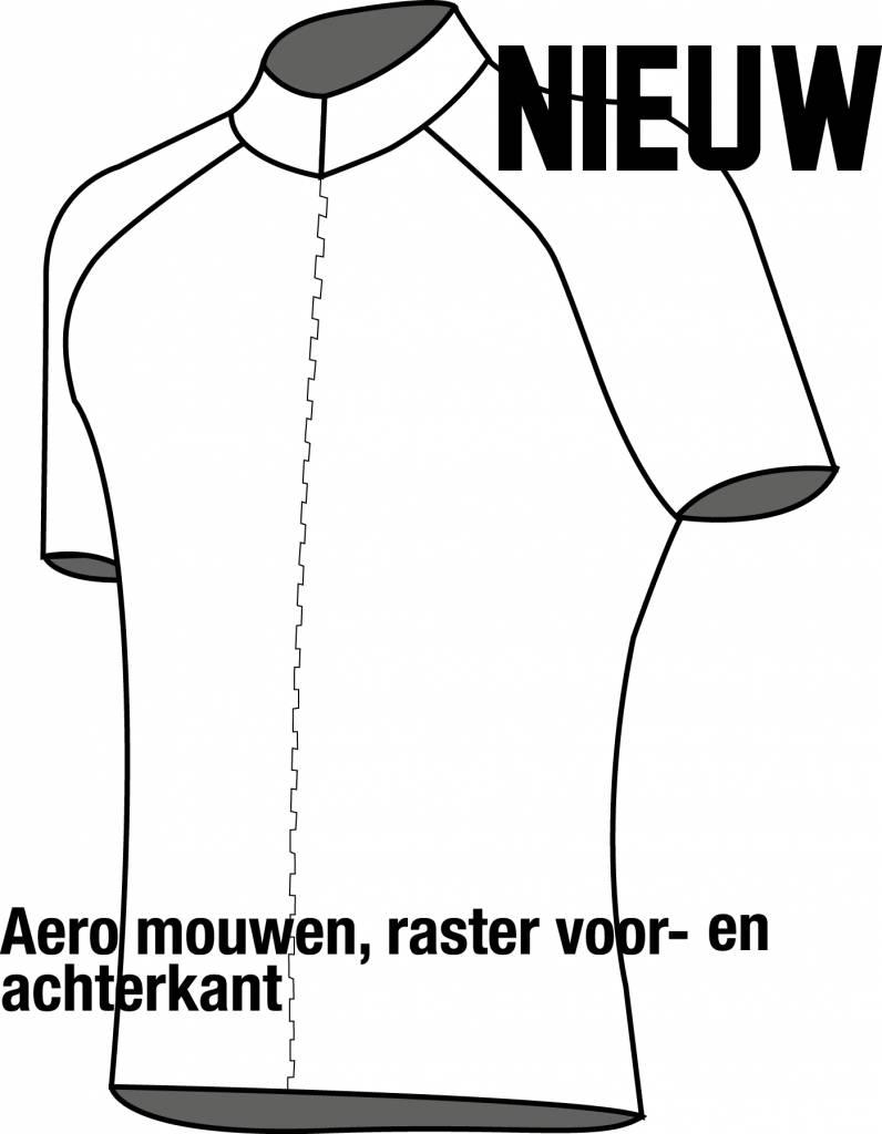 10007 Fietsshirt Arioso met aero mouw