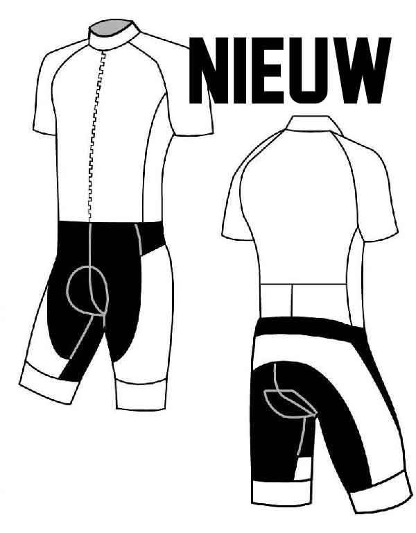 10703 RR suit Kids short sleeve