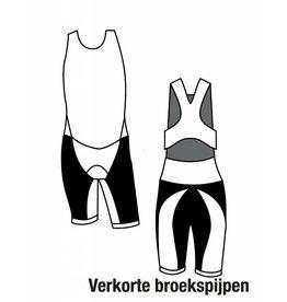 11004K Triathlonpak Shark Woman verkort