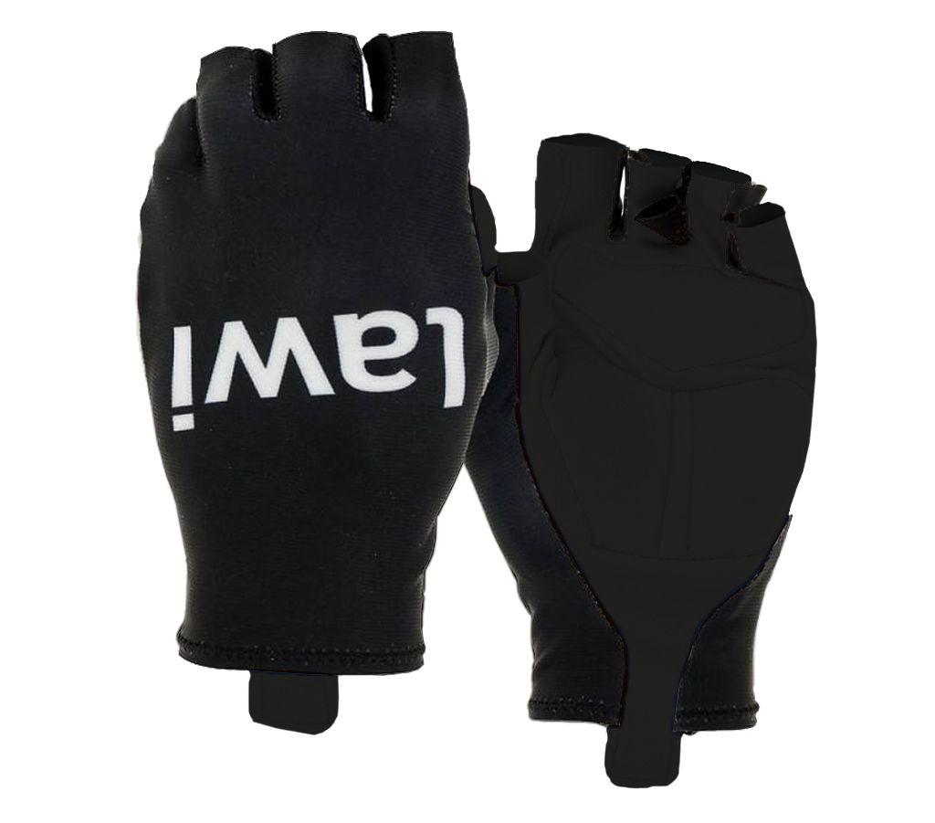 Cycling gloves aero Black