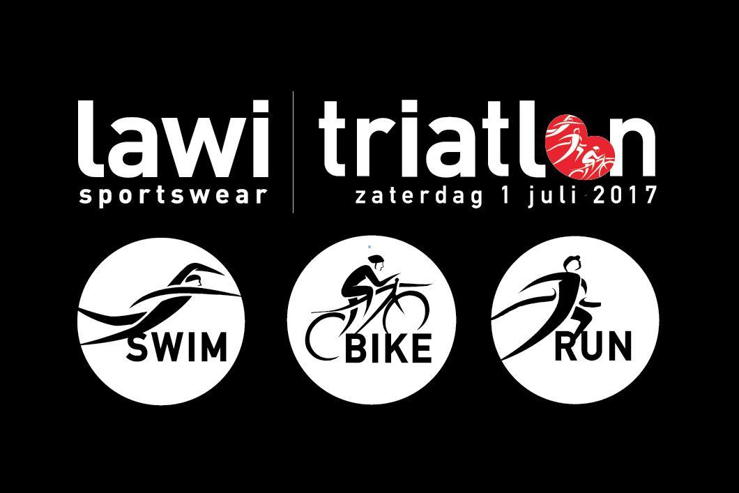 Lawi Sportswear nieuwe hoofdsponsor Triatlon Friesland