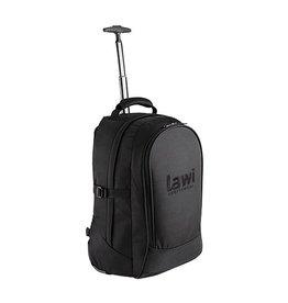 Lawi Sporttas (trolley/rugtas) zwart