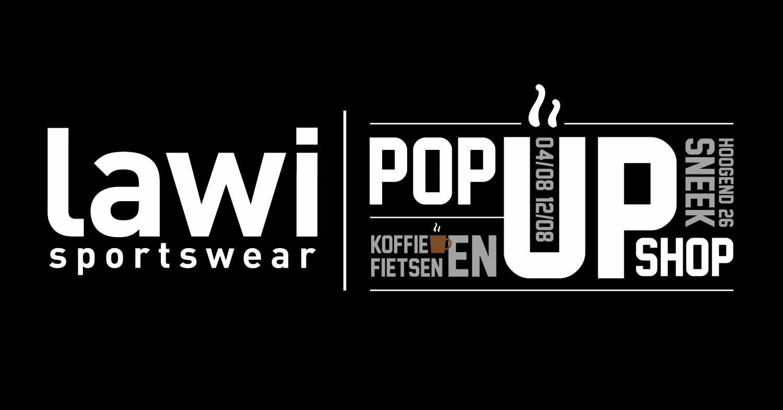 Lawi opent pop-up shop tijdens Sneekweek