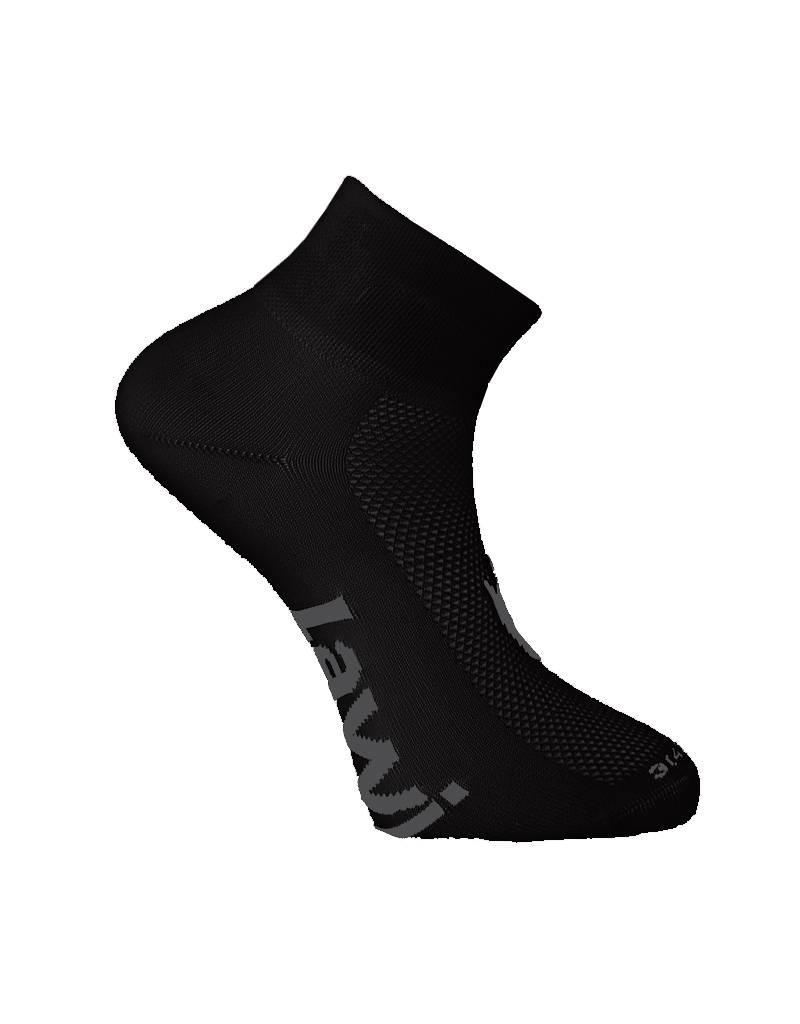 Cycling socks short Zorbig Black