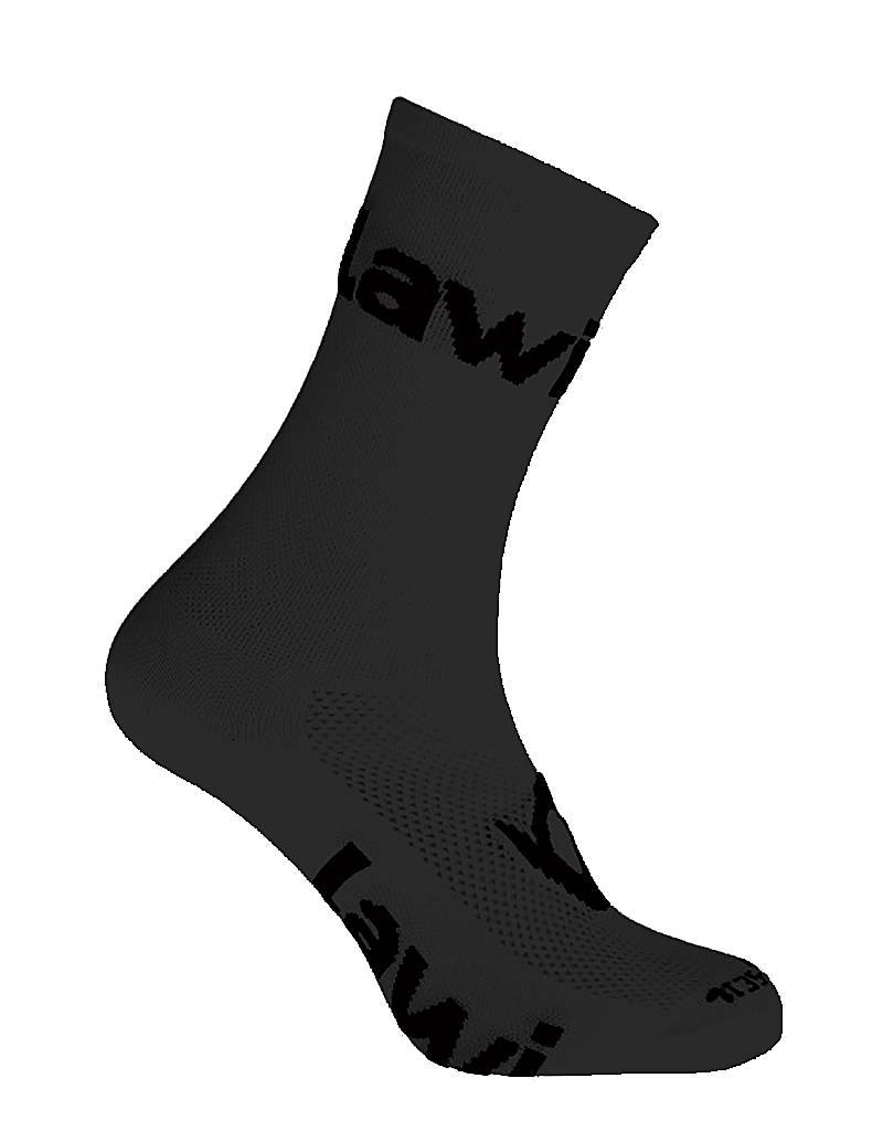 Bike socks long Zorbig Gray