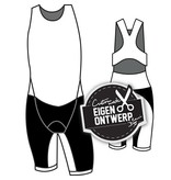50004 - Trisuits (mouwloos) WOMAN