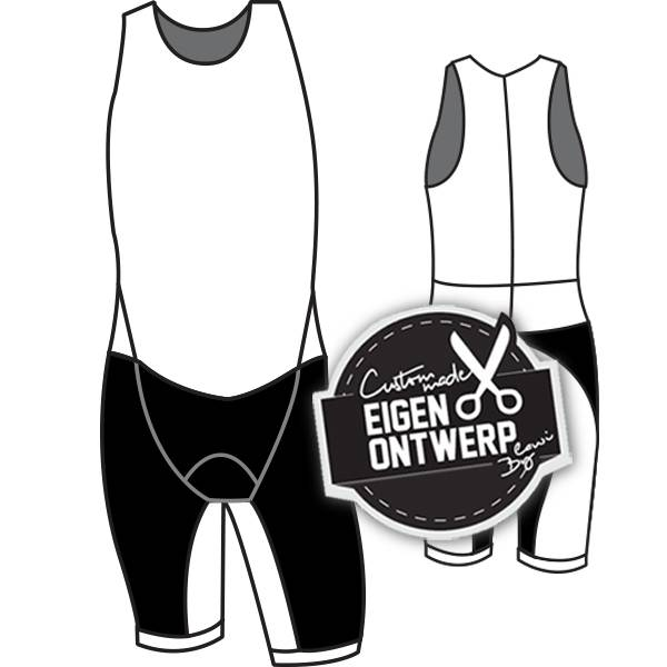 50012 - Trisuits (with name) Shark (sleeveless)