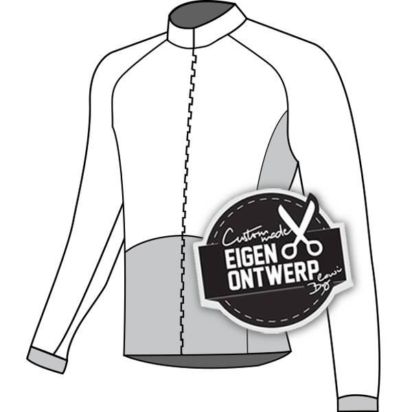 10203- Half-thermo cycling jacket