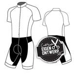 11202 - Time trial suit short sleeve Basic Pro MEN