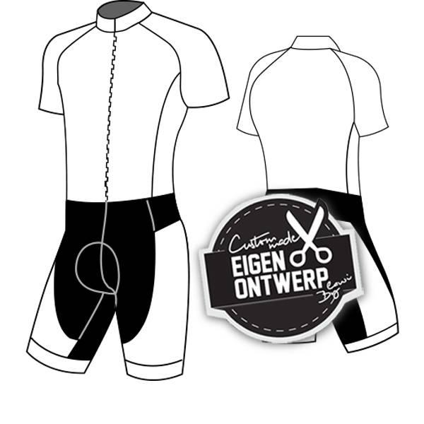 11203 - Time trial suit short sleeve Basic GT MEN