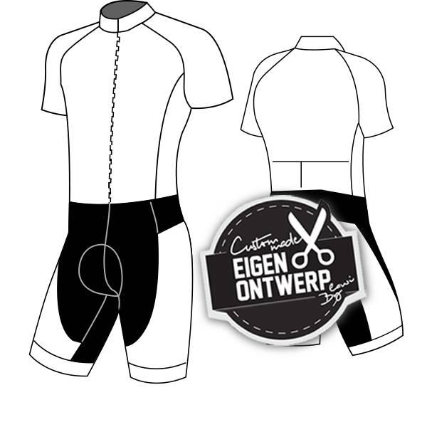 11003 - RR Suit short sleeve the Luxe GT MEN
