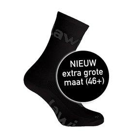 90101- Fietssokken lang Zorbig Zwart