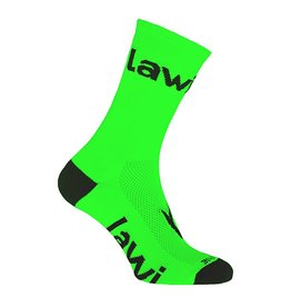90106 - Bike socks long Zorbig fluor Green