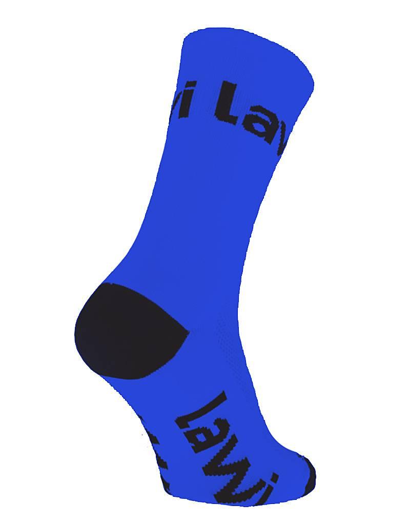 90109 - Bike socks long Zorbig Blue