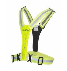 Run reflection led vest