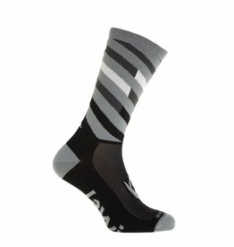 Socks long relay grey