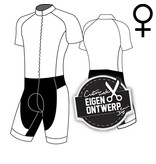 FS11301 - Time Trial Suit long Sleeve Pro Woman