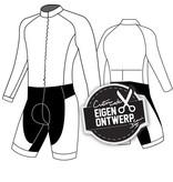 FS11005 - RR Suit lange mouw de Luxe Pro WOMAN