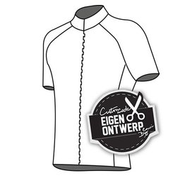 FS20101 - Cycling jersey Raster Children