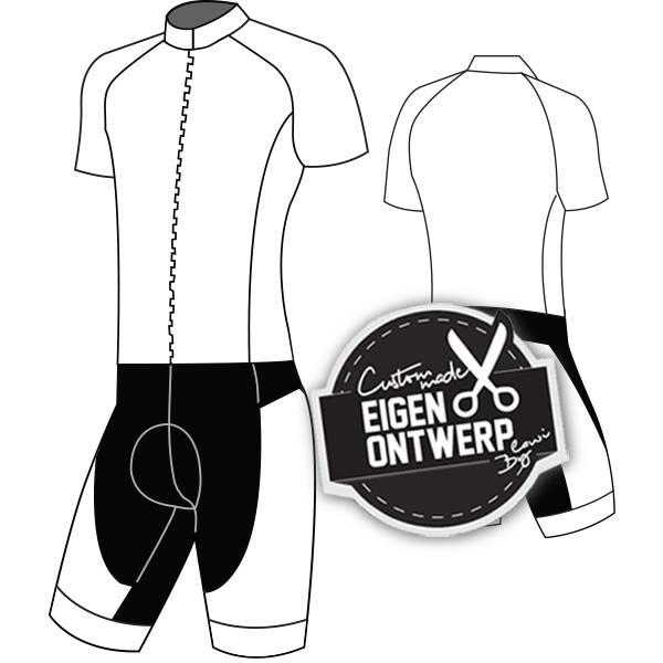 FS20135 - Time Trial Suit Short Sleeve Children