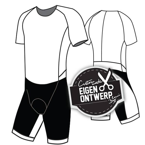 FS50017- Trisuits (short-sleeved) Shark