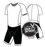 FS50018 - Trisuits (with name) Shark (short sleeve)