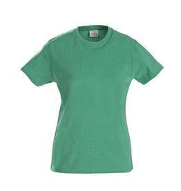 FS80034 - T-shirt Short Sleeves Heavy T Lady FrisGroen