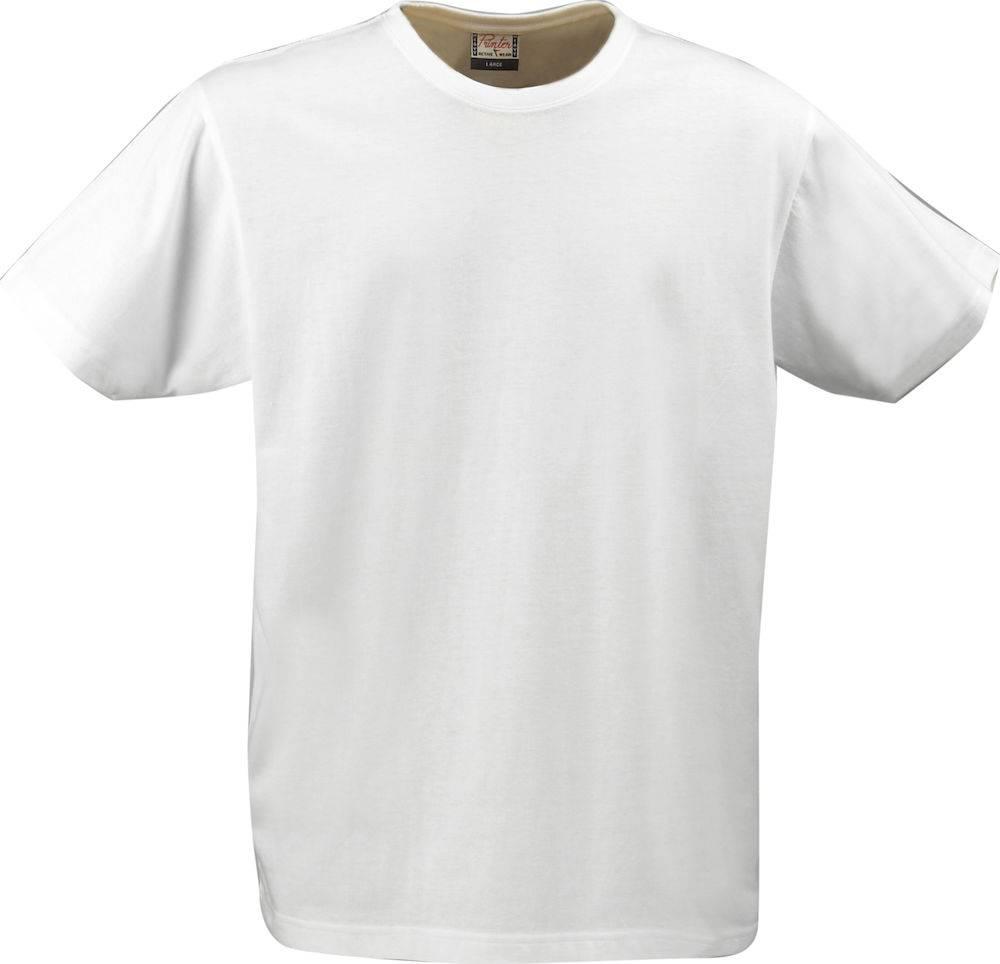 FS80035 - T-shirt Short Sleeves Heavy T Men Wit