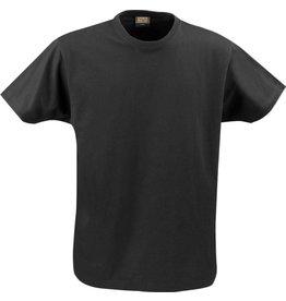 FS80035 - T-shirt Short Sleeves Heavy T Men Black