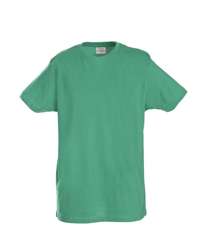 FS80035 - T-shirt Short Sleeves Heavy T Men FrisGroen