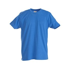 FS80035 - T-shirt Short Sleeves Heavy T Men OceaanBlauw