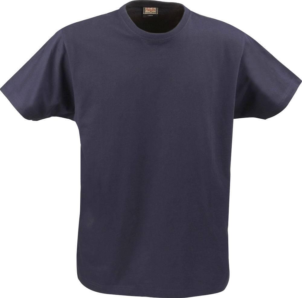 FS80035 - T-shirt Short Sleeves Heavy T Men Marine