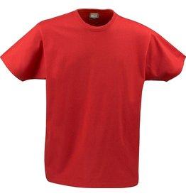 FS80035 - T-shirt Short Sleeves Heavy T Men Rood