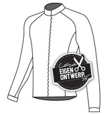 FS10204- Cycling jacket Thermo (with zip pocket)