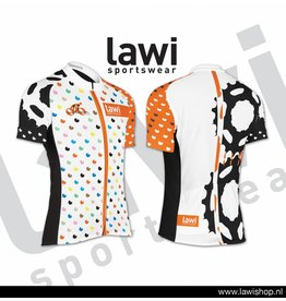 Elfmerentocht cycling shirt (colorful design)