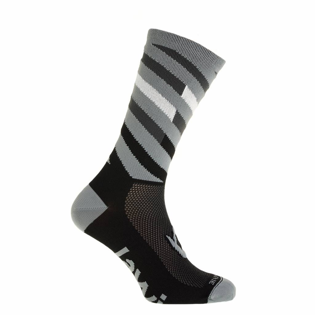 90110 - Socks long relay grey